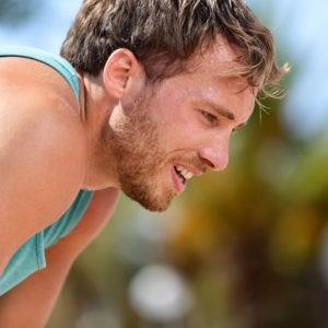 Tips van Evert om te sporten met warm weer!